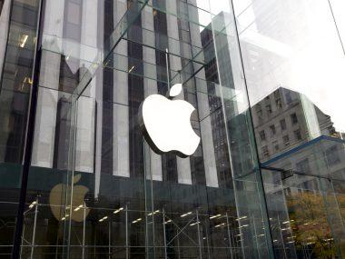 Продажи Apple в Китае упали до уровня 2014 года