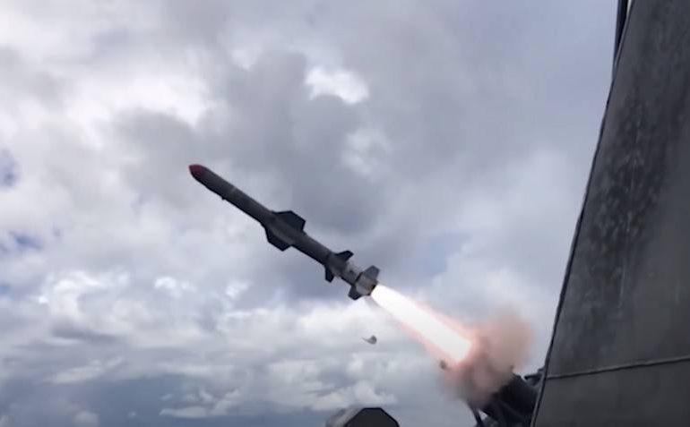 США планируют поставку 400 ракет Harpoon в Тайвань