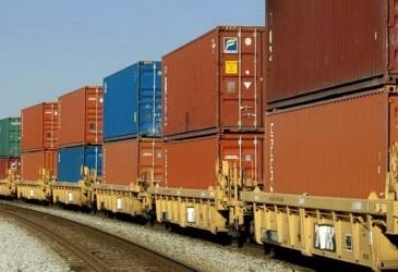 Первый контейнерный поезд прибыл по новому маршруту Китай-Украина