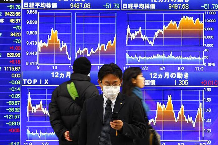 Китай активно скупает японские гособлигации