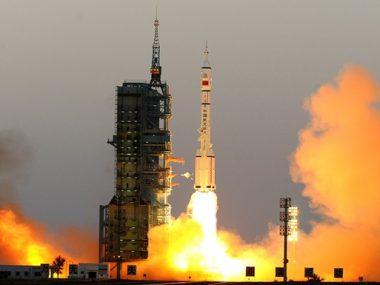 Китай запустил в космос спутник дистанционного зондирования земли