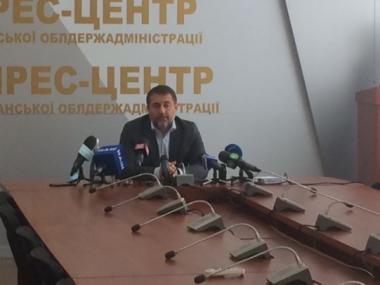 Железную дорогу на Луганщине будет строить китайская компания