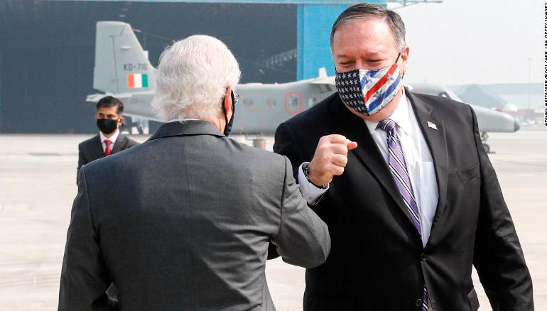 Индия и США будут сотрудничать для урегулирования ситуации с Китаем в Гималаях