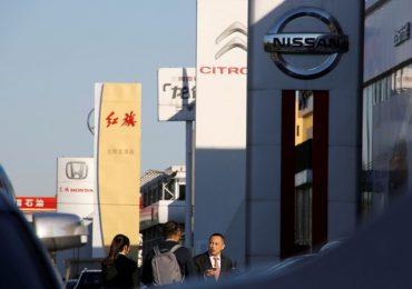 В сентябре продажи автомобилей в Китае подскочили на 12.8%