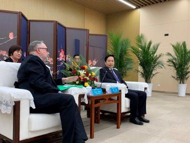 Одесская область хочет начать сотрудничество с китайской провинцией Шэньси