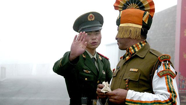 Китай и Индия договорились о поддержании мира на пограничной территории