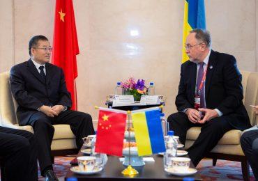 Камышев встретился с руководством корпорации Sinomach