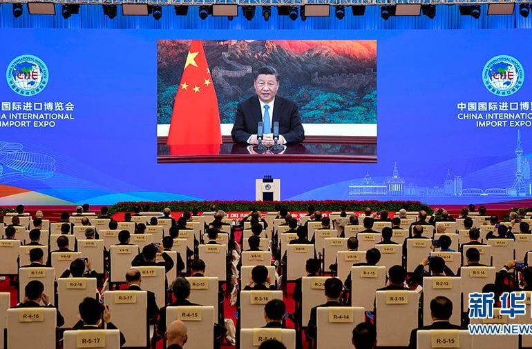 Китай готов подписывать договора о свободной торговле с большим количеством стран - Си Цзиньпин