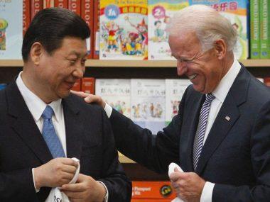 Си Цзиньпин поздравил Байдена с победой на выборах