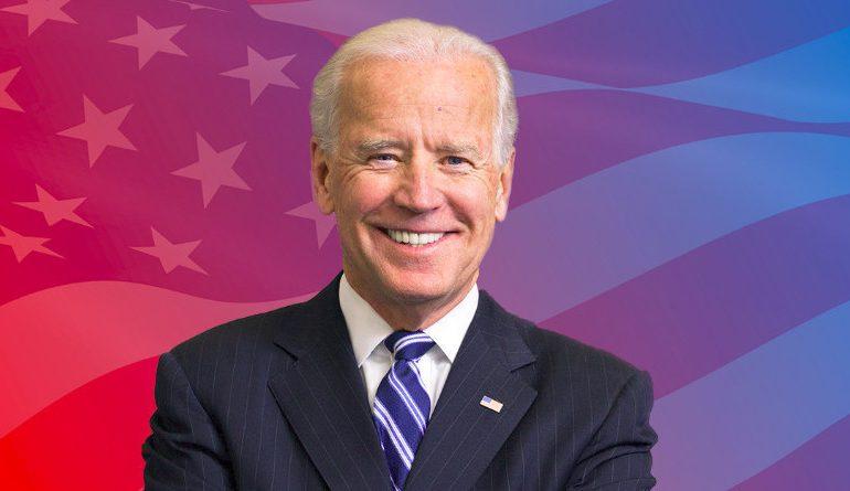 Китай поздравил Джо Байдена с победой на президентских выборах в США