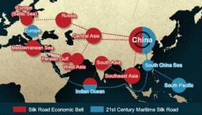 """Китайская инициатива """"Пояс и путь"""" охватила 138 стран"""