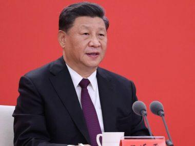 Си Цзиньпин предложили использовать китайскую систему QR-кодов здоровья во всем мире