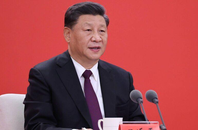 Си Цзиньпин предложил использовать китайскую систему QR-кодов здоровья во всем мире
