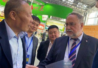 Камышев встретился с китайскими агропартнёрами Украины