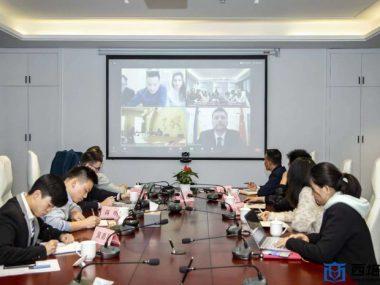 Украина и Китай создали общую электронную платформу для иностранных студентов