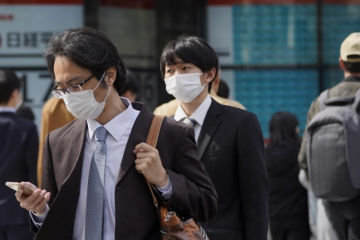 Китай и Япония договорились об открытии границ для деловых поездок