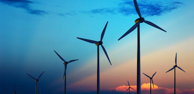 PowerChina собирается построить в Донецкой области ветровую электростанцию мощностью 800 МВт