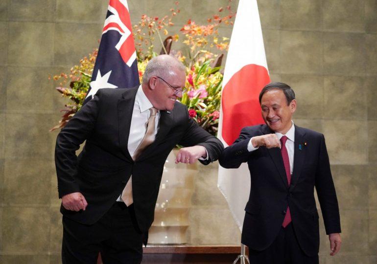 Австралия и Япония заключили военный договор для противодействия Китаю