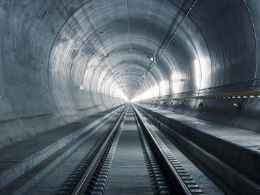 В Китае построят самый длинный в мире подводный Ж/Д туннель