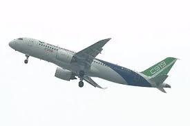 Китай завершает испытания собственного пассажирского авиалайнера