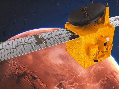 Китай запустил сеть антенн для поддержки миссий на Марс и Луну