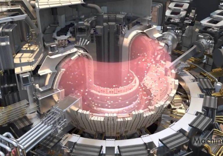 Китай запустил первый ядерный реактор отечественной сборки