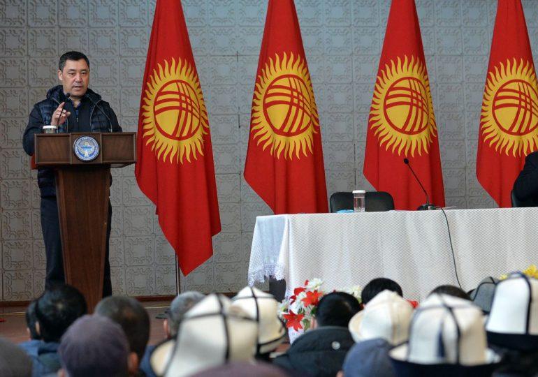 Кыргызстан собирает деньги на погашение госдолга Китаю у населения