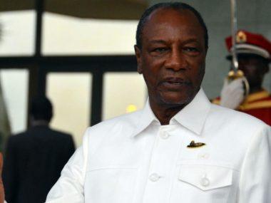 Китай поддержал переизбрание президента Гвинеи, несмотря на сомнительные выборы