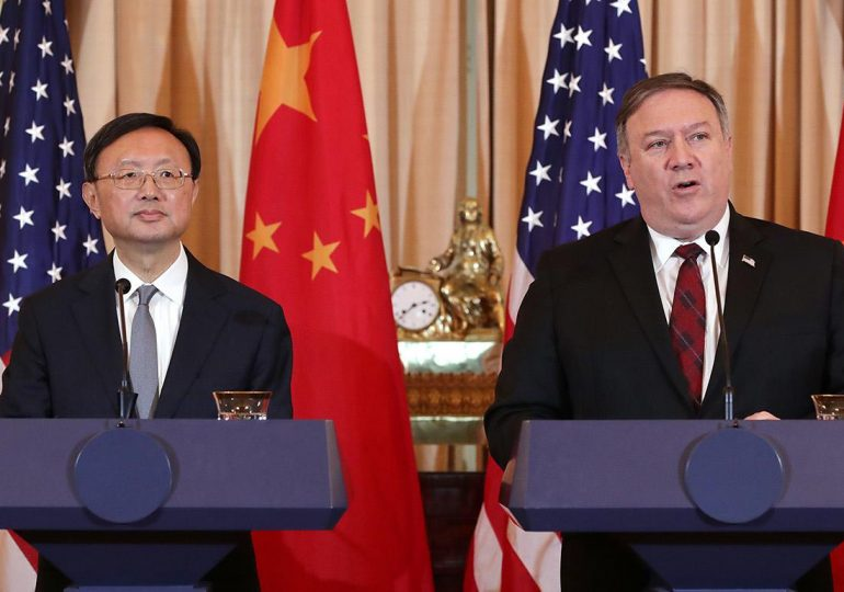 Эксперт Атлантического совета сформулировал четыре принципа новой политики США в отношении Китая