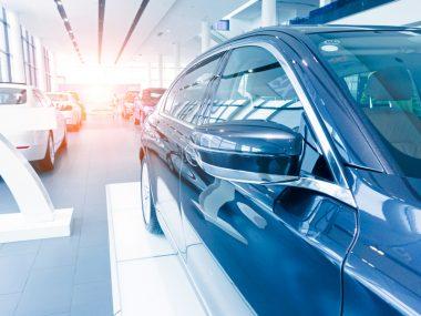 В Китае увеличились продажи автомобилей на 9,3% в октябре