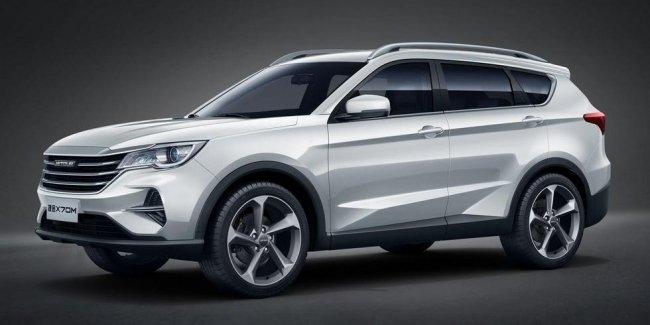 Китайская Chery Automobile будет продавать свой новый кроссовер в Украине