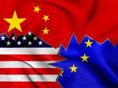 США совместно с ЕС намерены создать альянс для противостояния Китаю