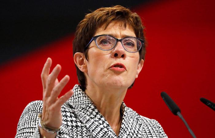 Германия выступает за объединение против Китая, который дестабилизирует Европу