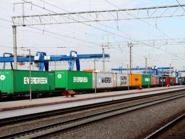 Ставка на транзит: украинские перспективы для контейнерных поездов из Китая
