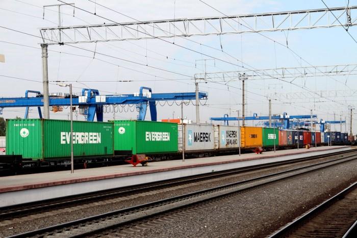 В 2021 контейнерный транзит Китай-Европа через Беларусь вырастет в 1,6 раза - БЖД