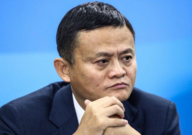 Джек Ма невыездной из Китая