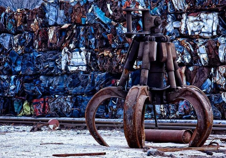 Китай разблокирует импорт лома черных металлов в 2021 году