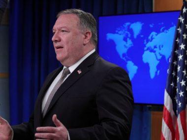США ввело санкции против чиновников КПК за нарушение прав человека