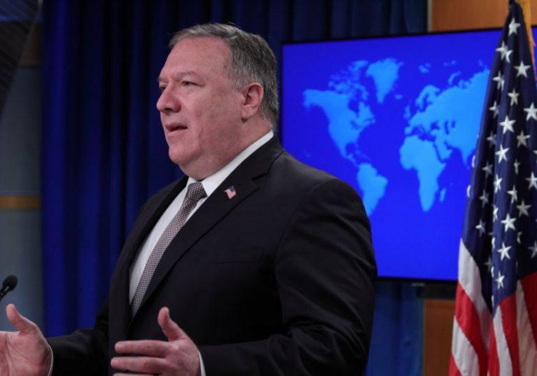 США объявило о введении санкций и против чиновников КПК за нарушение прав человека