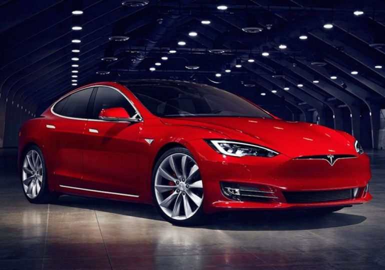 Тесла установила рекорд продаж на китайском рынке