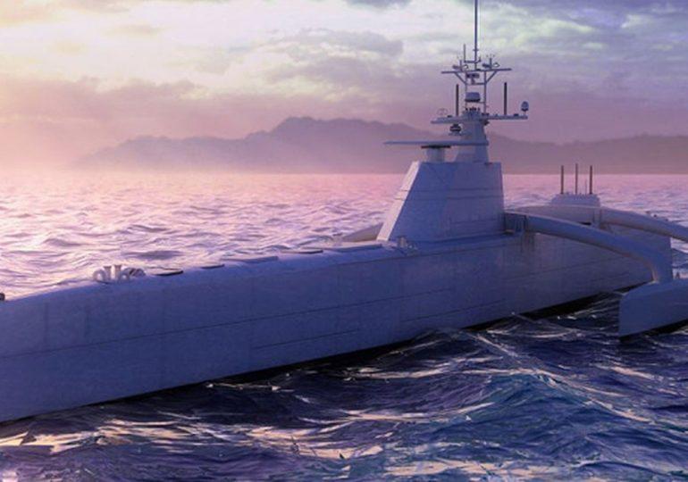 Китай к 2022 г. построит беспилотный корабль для удаленного исследования морской среды