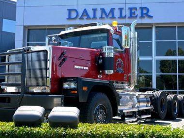Daimler Truck AG откроет производство тракторов с китайской Beiqi Foton Motor