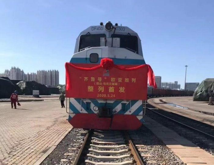 УЗ приняла 22 контейнерные поезда из Китая в 2020 году