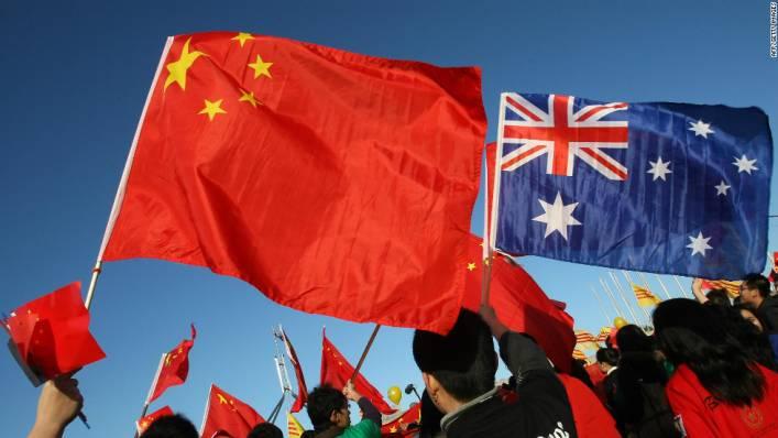 Австралия обвинила Китай в нарушении торговых договоренностей