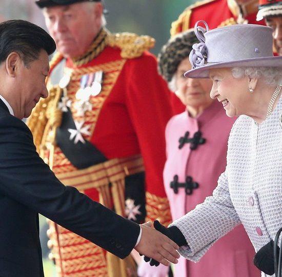 Китай впервые стал крупнейшим поставщиком товаров в Британию