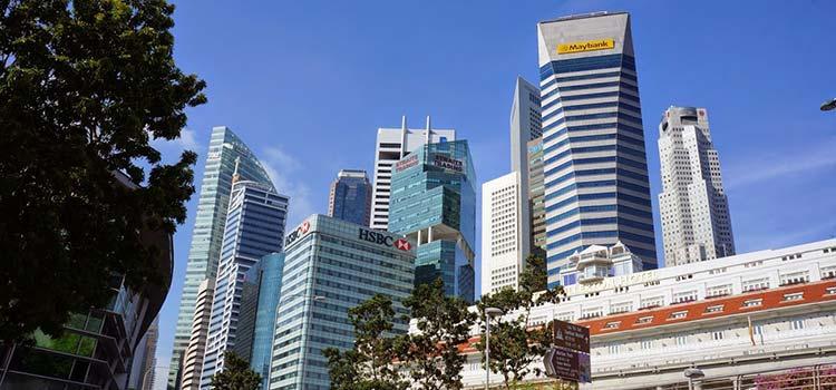 Глобальные банки начали переход в Сингапур из-за давления Китая на Гонконг