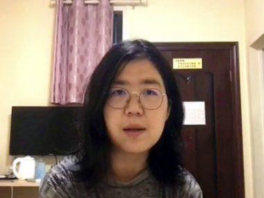Китайский суд приговорил к 4 годам заключения журналистку из-за распространения видео о вспышке COVID-19 в Ухане