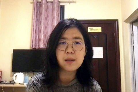 Китайский суд приговорил к 4 годам заключения журналистку из-за распространения видео о вспышки COVID-19 в Ухане