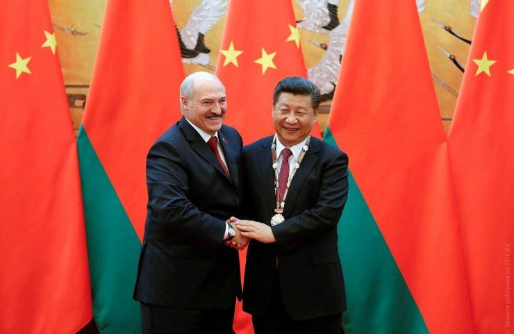Китай и Беларусь начали переговоры по соглашению об инвестициях и торговле