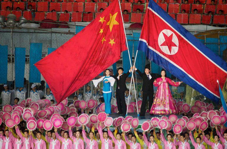 Китай закупает уголь у Северной Кореи в обход международных санкций